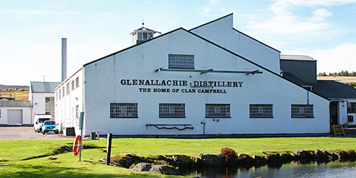 GlenAllachie Distillery