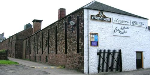Springbank Whisky