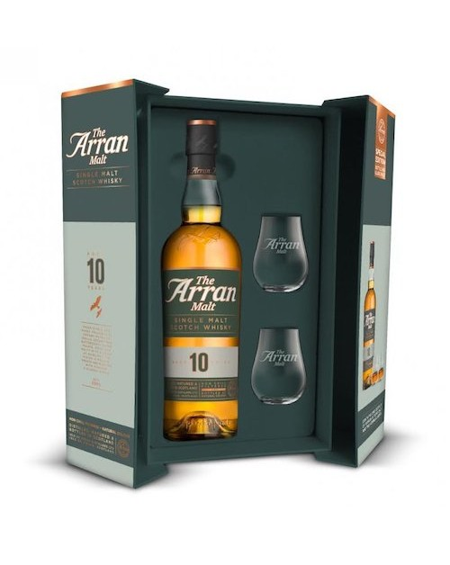 Arran 10 Year Old Gift Pack