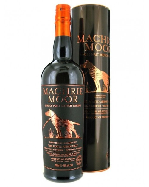 Arran Machrie Moor 8th Edition Single Malt Whisky