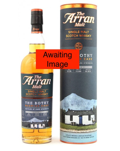 Arran The Bothy Quarter Cask Batch 3