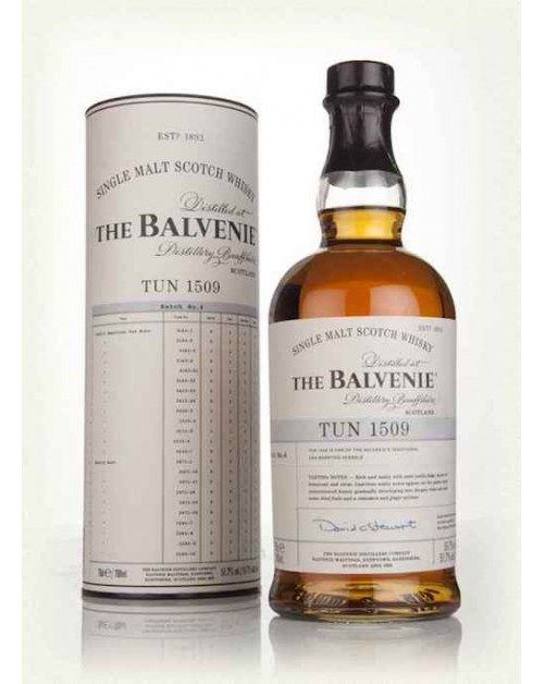 Balvenie Tun 1509 Batch 4 Single Malt Whisky