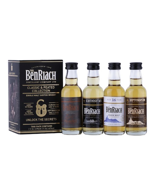 BenRiach Mini Gift Pack