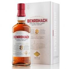 Benromach 21 Year Old Single Malt Whisky