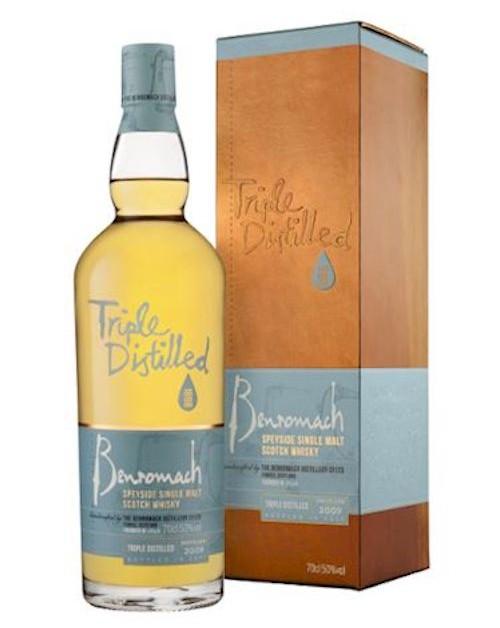 Benromach Triple Distilled 2009 Single Malt Whisky