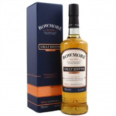 Bowmore Vaults Edition First Release