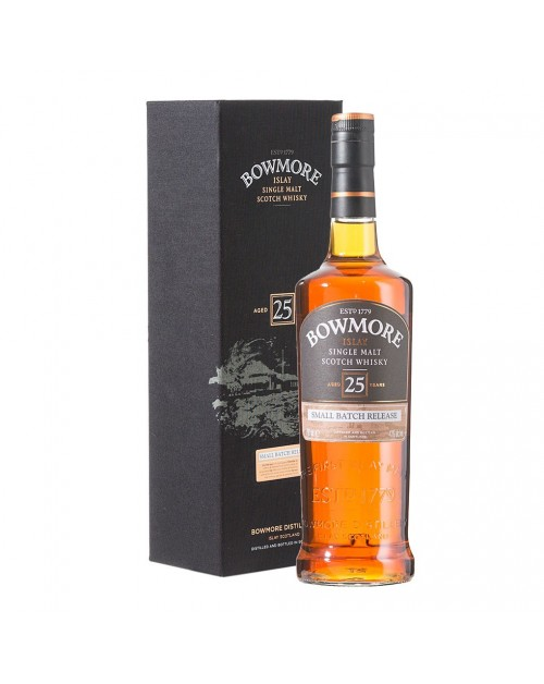 Bowmore 25 Year Old Single Malt Whisky