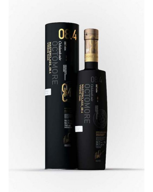 Bruichladdich Octomore 08.4 Virgin Oak Single Malt Whisky