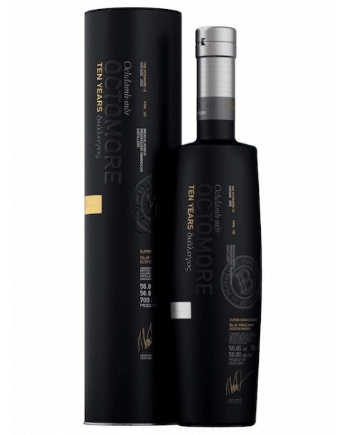 Bruichladdich Octomore 10 Year Old Dialogos