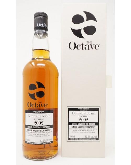 Octave Bunnahabhain 2002 15 Year Old Single Malt Whisky