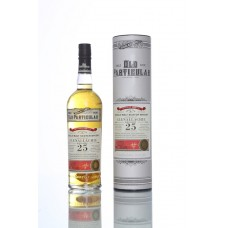Old Particular Glenallachie 25 Year Old Single Malt Whisky