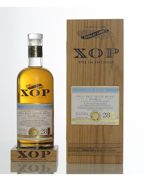XOP Caol Ila 28 Year Old Single Malt Whisky