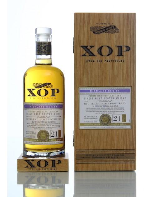 XOP Highland Park 21 Year Old Highland Single Malt Whisky