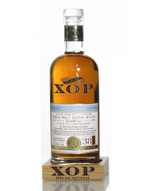 XOP Caol Ila 38 Year Old Single Malt Whisky