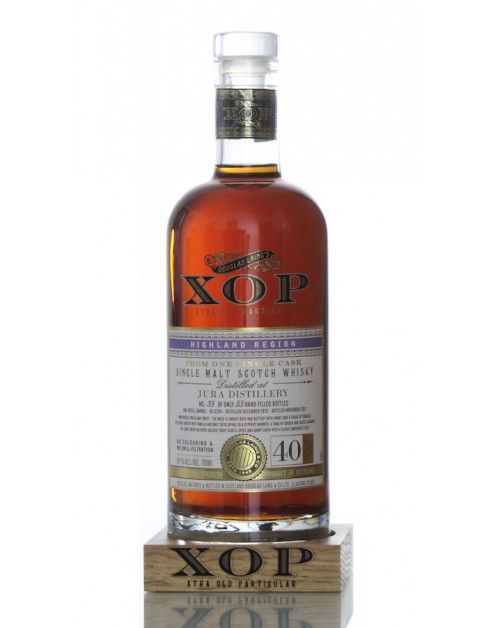 XOP Jura 40 Year Old Single Malt Whisky