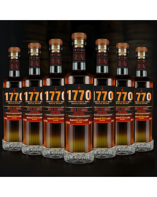 1770 Single Malt Whisky - 2019 Release