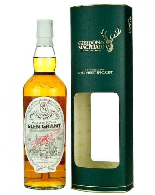 Glen Grant 2005 (Gordon & MacPhail) Single Malt