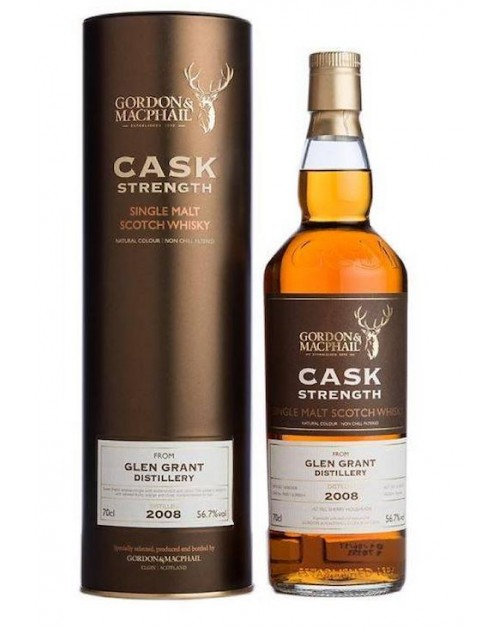 Glen Grant 8 Year Old 2008 (Gordon & MacPhail)