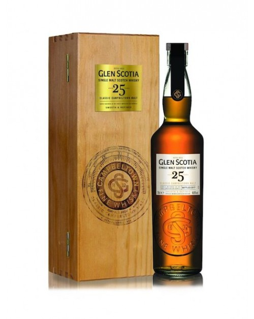 Glen Scotia 25 Year Old Single Malt Whisky