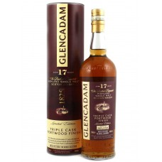 Glencadam 17 Year Old - Triple Cask Portwood Finish
