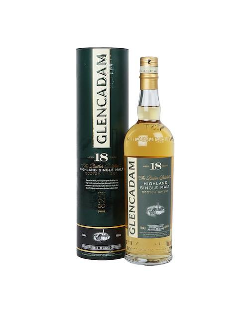 Glencadam 18 Year Old Single Malt Whisky