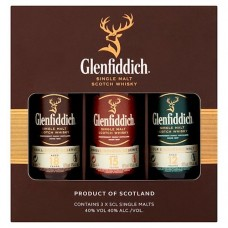 Glenfiddich Mix Pack Gift Set