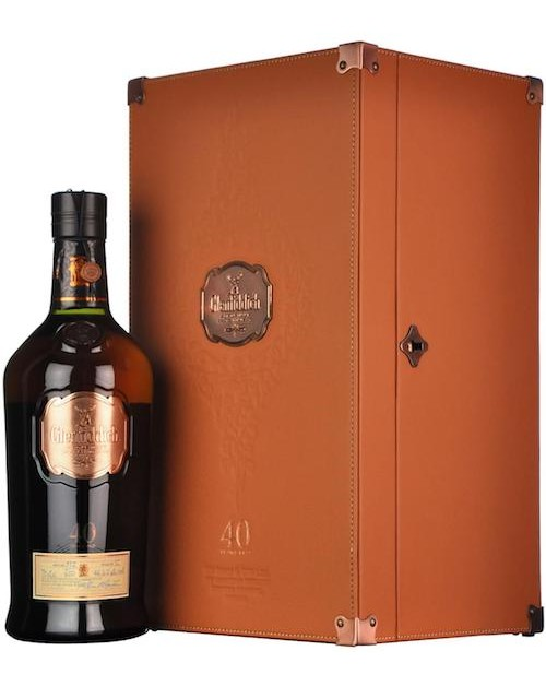 Glenfiddich 40 Year Old Limited Edition