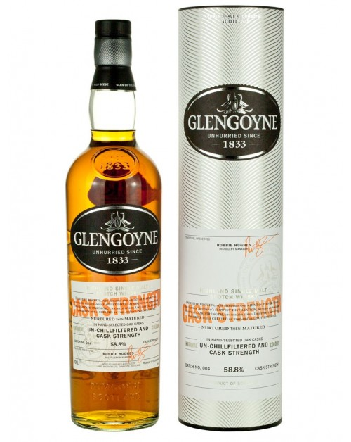Glengoyne Cask Strength Batch 4 Single Malt Whisky