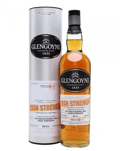Glengoyne Cask Strength Batch 5 Single Malt Whisky