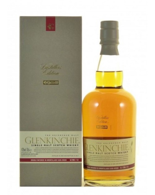 Glenkinchie 2005 Amontillado Finish Single Malt