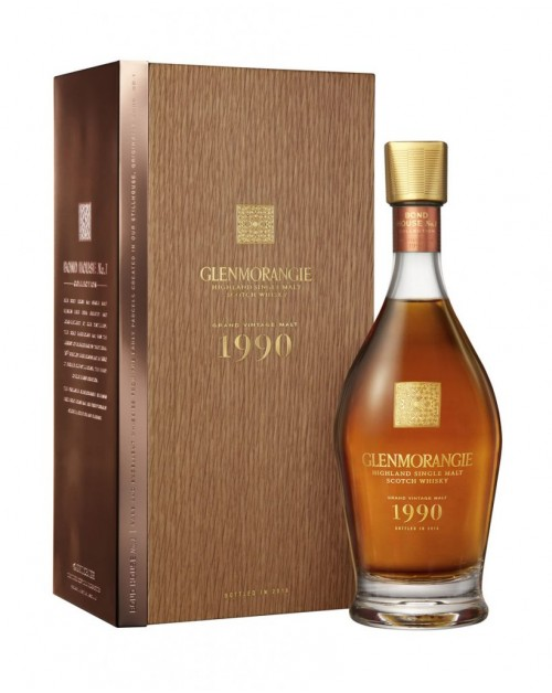 Glenmorangie Grand Vintage Malt 1990 (bottled 2016)