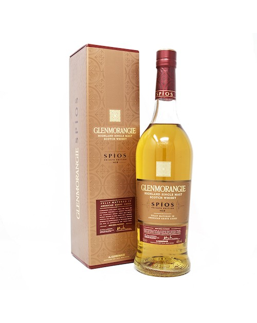 Glenmorangie Spios Single Malt Whisky