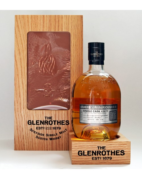 Glenrothes 1976 (Bottled 2015) Single Malt Whisky
