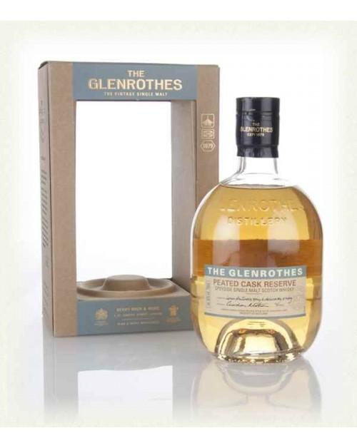 Glenrothes Peated Cask Reserve Single Malt Whisky