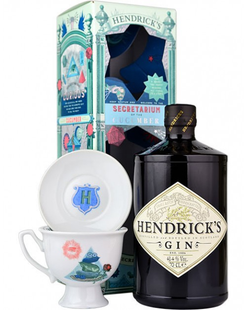 Hendrick's Gin Secret Order Gift Set