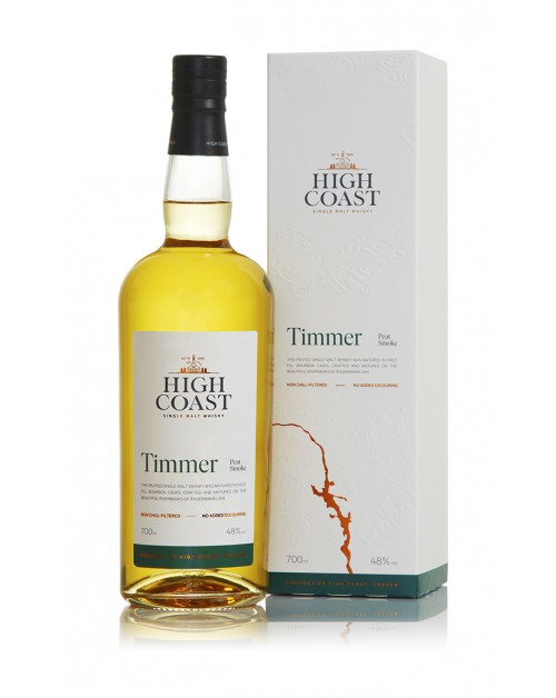 High Coast Timmer Single Malt Whisky