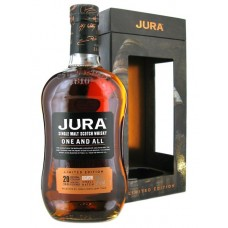 Isle of Jura One and All Single Malt Whisky