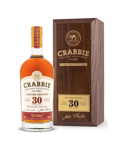 John Crabbie 30 Year Old