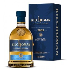 Kilchoman 8 Year Old 2009 Vintage Single Malt Whisky