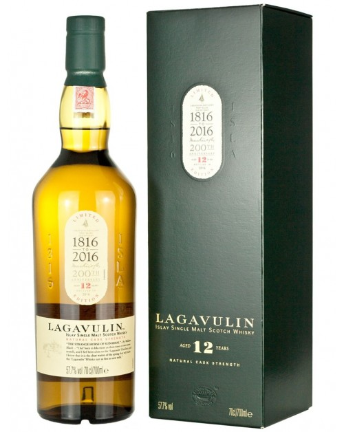 Lagavulin 12 Year Old 200th Anniversary (Special Release 2016)