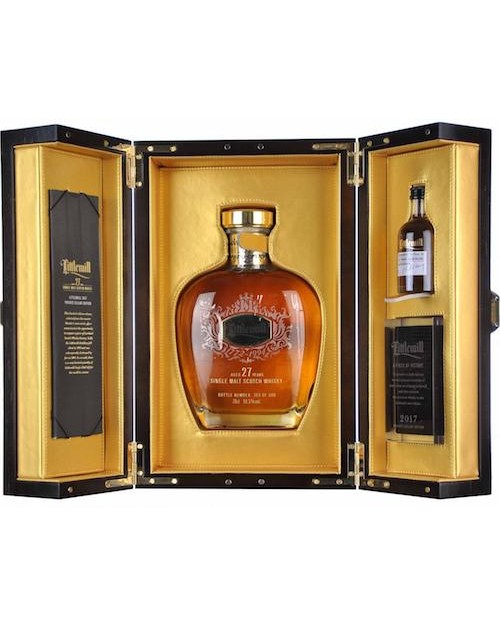 Littlemill 27 Year Old Private Cellar Edition 2017