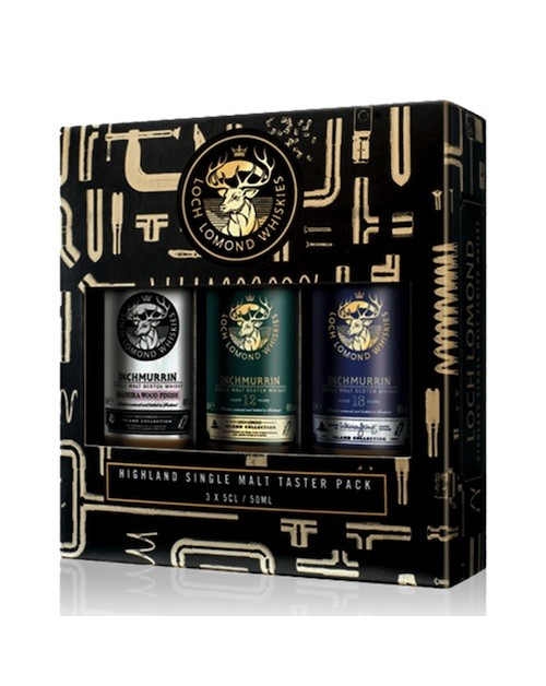Inchmurrin Whisky Gift Pack