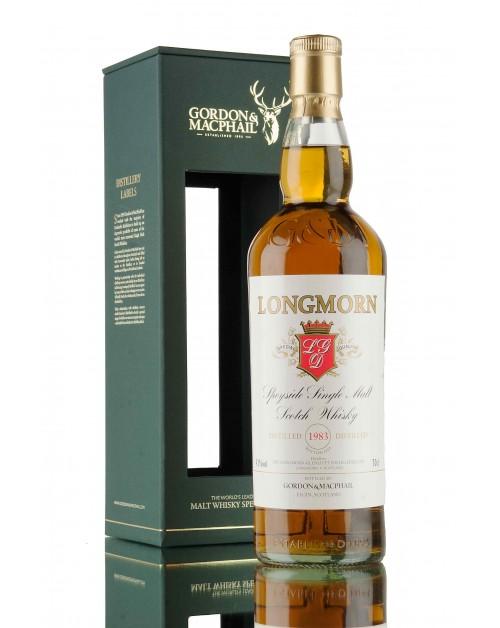 Longmorn 1983 (Gordon & MacPhail) Single Malt Whisky