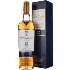 Macallan 12 Year Old Double Cask Single Malt Whisky