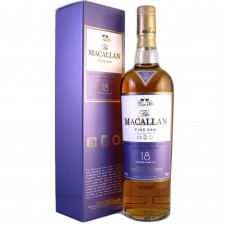Macallan 18 Year Old Fine Oak Single Malt Whisky