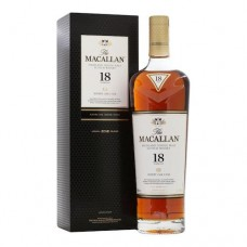 Macallan 18 Year Old Sherry Oak Single Malt Whisky