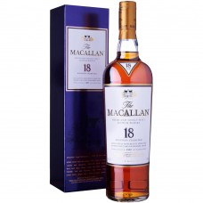 Macallan 18 Year Old Single Malt Whisky