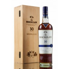 Macallan 30 Year Old Sherry Oak Single Malt Whisky