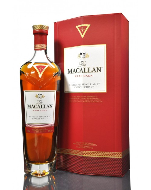 Macallan Rare Cask Single Malt Whisky