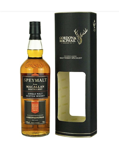 Macallan Speymalt 2005 Single Malt Whisky